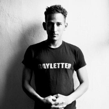 GAYLETTER_Black_T