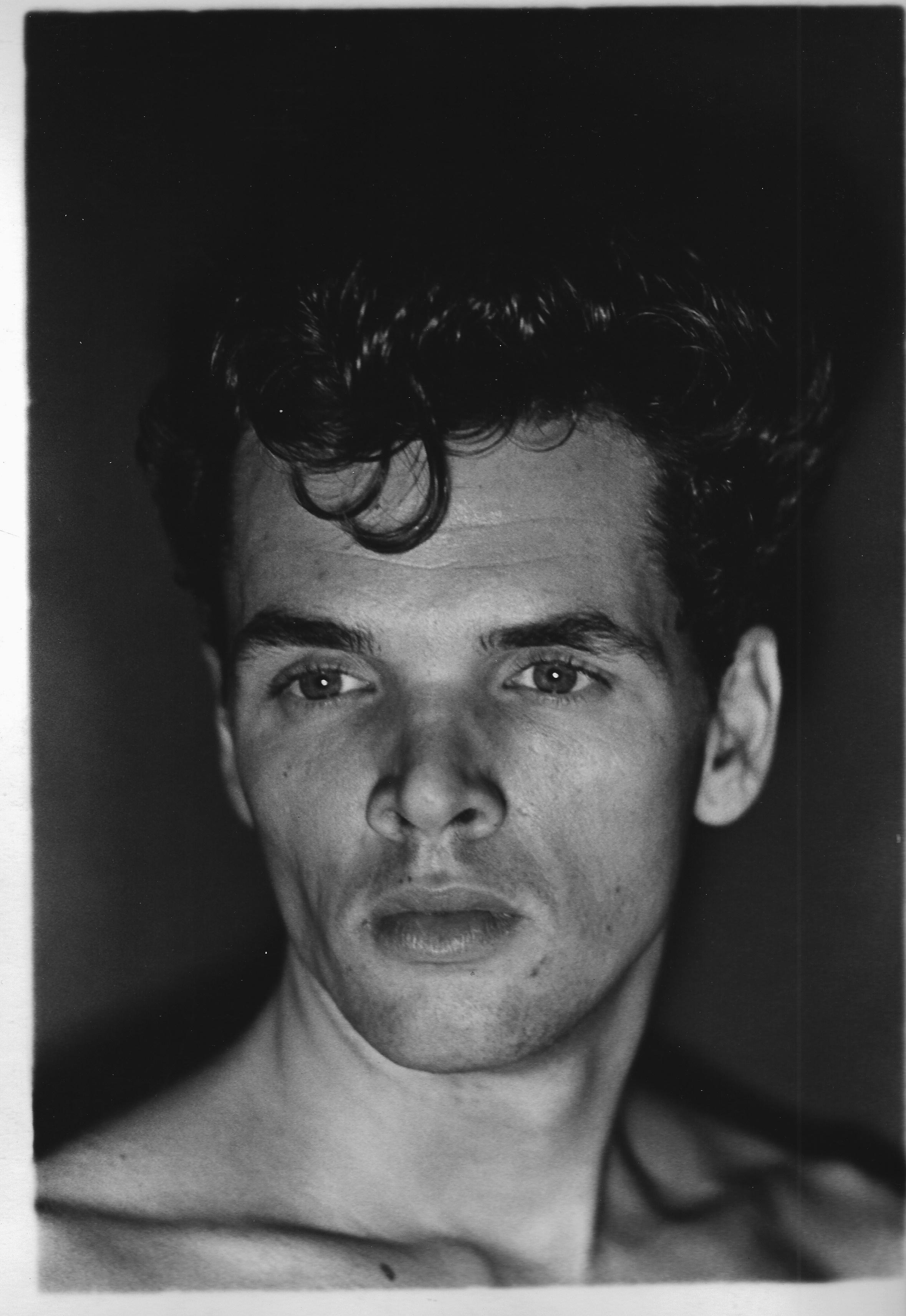 John Dugdale Portrait 1982 .2_GAYLETTER