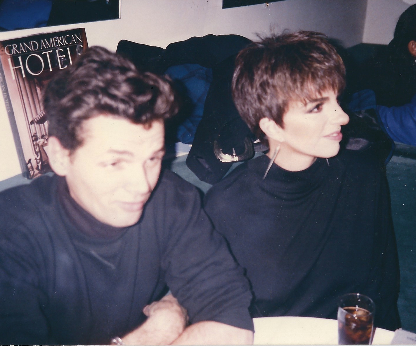 Liza Minelli ML..Punch rest. 90s_GAYLETTER