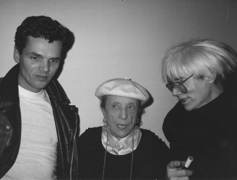 Louise Bourgeois, Andy Marcus, ML..Baird Jones