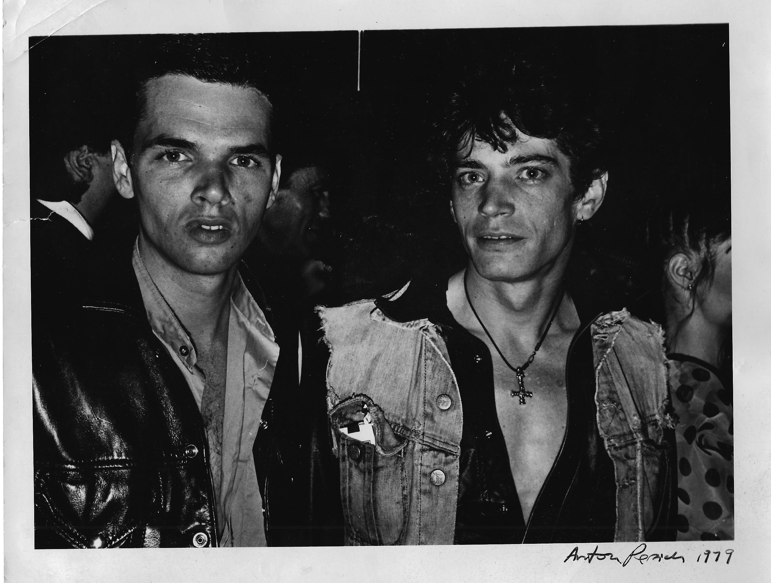 Studio 54. Robert & me. Anton Parish 1979 4.1_GAYLETTER