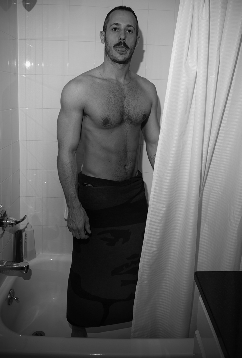 from Harvey gay towel boy